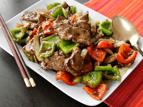 Превкусно   говедско на кинески начин