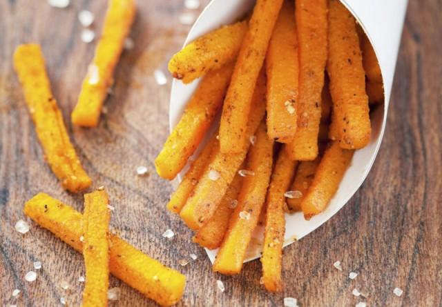 Ем здраво ем вкусно   рецепт за најздравиот помфрит