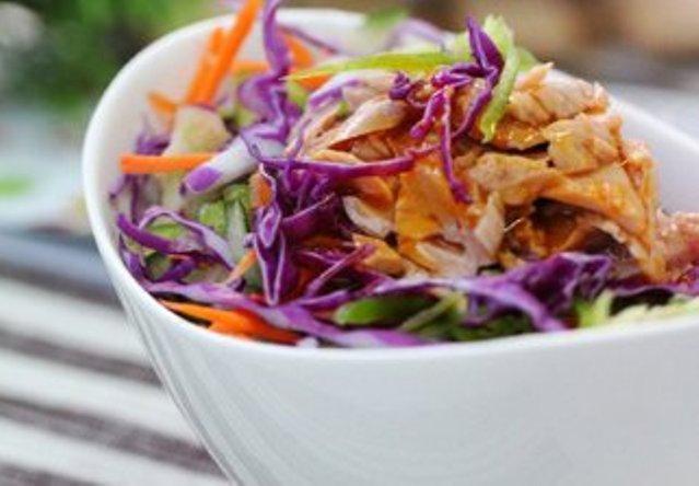 Мелем за душа   витаминска грандиозна салата