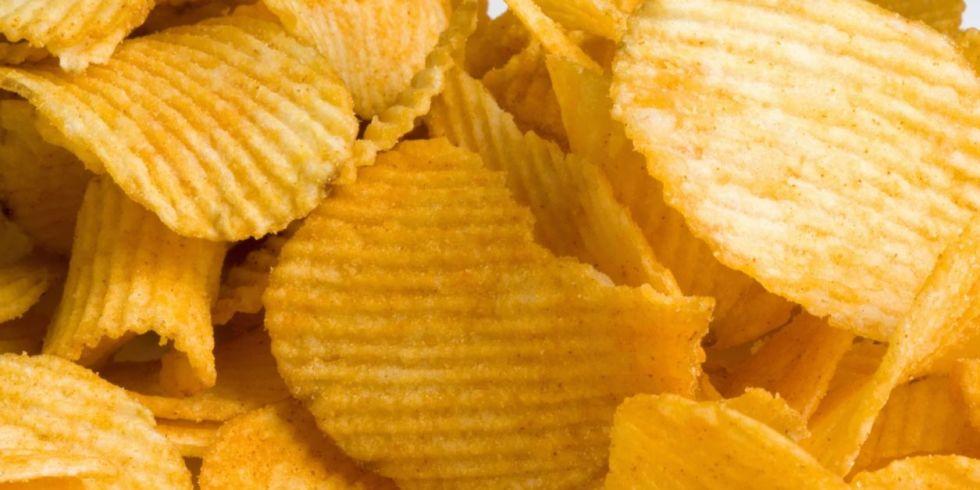 Еве како да направите совршен ребраст чипс
