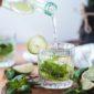 Овошна вода за подобро здравје