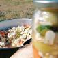 Руска салата- туршија без конзерванс и винобран (видео)